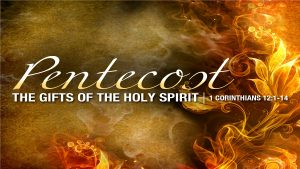 THE GIFTS OF HOLY SPIRIT