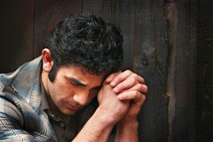 Man of Faith Christian Stock Photos