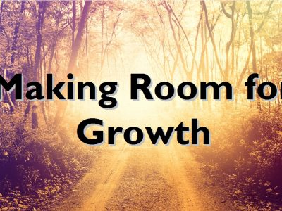 making room for growth living faith church